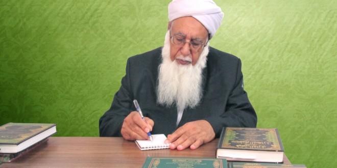 پیام مولانا گرگیج به همایش دانش آموختگی دارالعلوم سلمان فارسی نگور