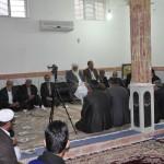 دیدار نماینده منتخب شهرستان آزادشهر و رامیان با مولانا گرگیج