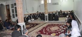 دیدار نماینده منتخب شهرستان آزادشهر ، رامیان  و فندرسک با مولانا گرگیج