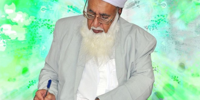 مولانا گرگیج درگذشت آیت الله هاشمی رفسنجانی را تسلیت گفتند