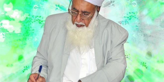 پیام تسلیت مولانا گرگیج به مولوی عبدالمجید اسماعیل زهی