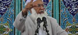 انتقاد شدید مولانا گرگیج از توزیع سلاح های بی مورد در سیستان و بلوچستان