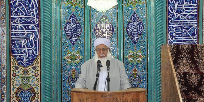 مسجد اقصی با شعار آزاد نمی شود