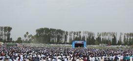 گزارش کامل تصویری از نماز عید سعید قربان شهرستان آزادشهر (22 شهریور 95)