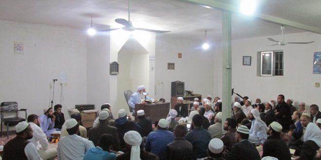 مراسم اختتامیه تفسیر قرآن شهرستان گنبد برگزار شد