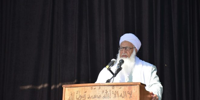 انتقاد مولانا گرگیج نسبت به جلوگیری از سفرهای برون استانی علمای سرشناس اهل سنت کشور
