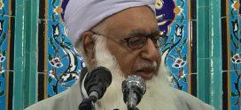 انتقاد شدید اللحن مولانا گرگیج از کشتار مردم مظلوم سوریه