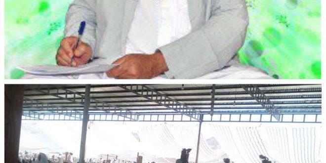 پیام مولانا گرگیج به چهل و سومین همایش دانش آموختگان عین العلوم گُشت