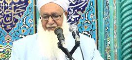 انتقاد شدید مولانا گرگیج نسبت به محدودیت ها در خصوص همایش های فارغ التحصیلی طلاب اهل سنت