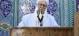 دخالت هیچ نهادی در امور مساجد و مدارس دینی اهل سنت را نمی پذیریم