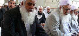مولانا گرگیج قتل ناجوانمردانه امام جمعه رضاآباد را به شدت محکوم کرد