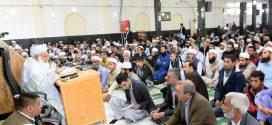 مولانا گرگیج حملات تروریستی سریلانکا را محکوم کردند