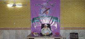 آغاز سی ویکمین دوره تفسیر دارالعلوم فاروقیه گالیکش توسط مولانا گرگیج